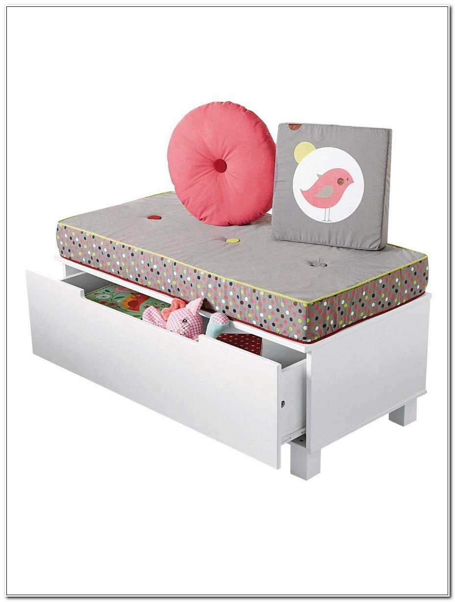 Alinea Coffre A Jouet In 2020 Bench With Storage Kids Room Storage