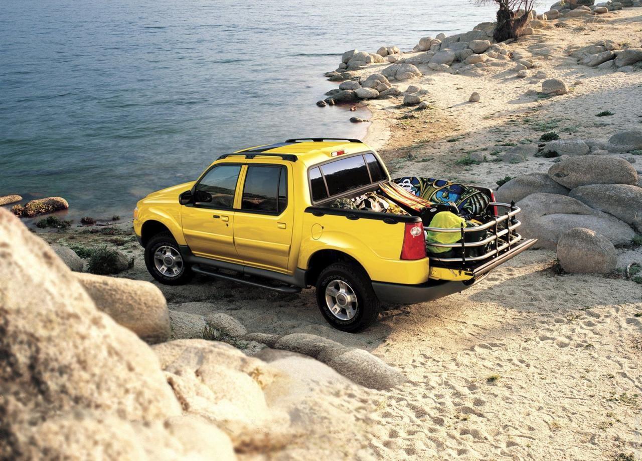 2003 Ford Explorer Sport Trac Sport trac, Ford explorer