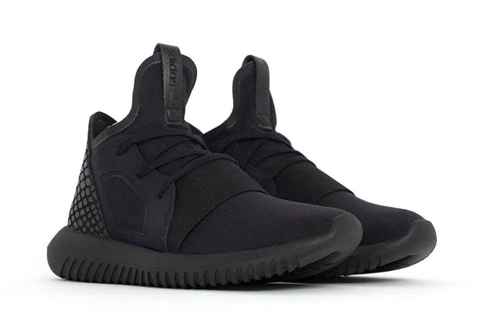 Adidas Tubular Nova All Black
