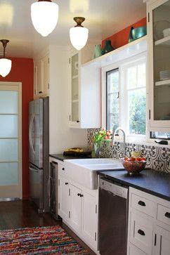 Rowena Kitchen - traditional - kitchen - los angeles - Design Vidal