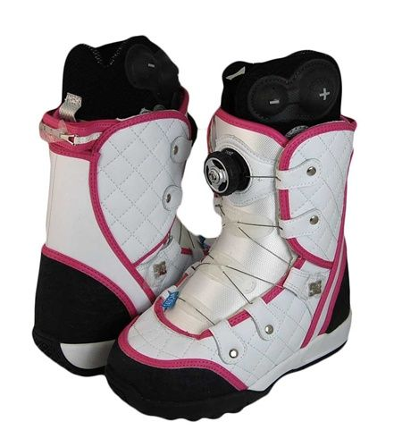DC Womens Judge Snowboard Boots