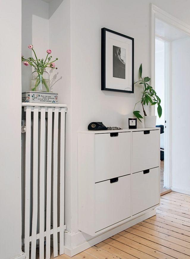 Cómo decorar un recibidor pequeño | Recibidores pequeños, Recibidor ...