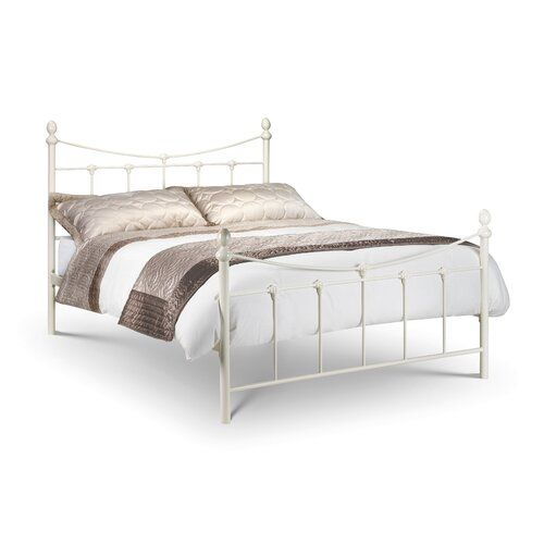 Ellicottville Bed Frame Wayfair Basics Size Single Finish Off