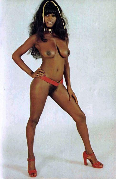 Retro black girl sylvia bayo nude photos