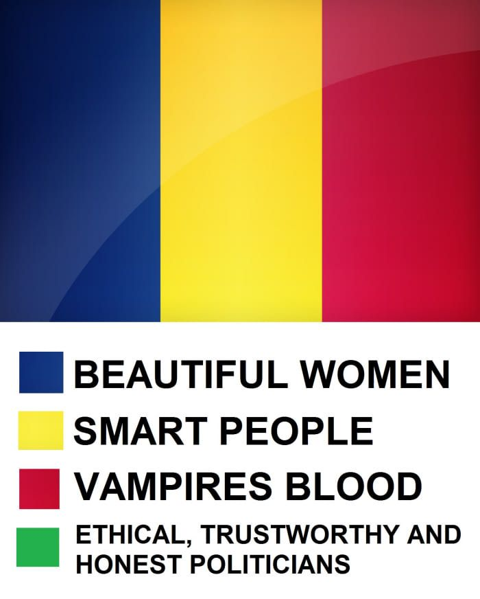 What Romanian Flag Stands For Romanian Flag Flag Stand Book Writing Tips