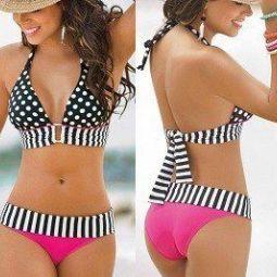 Patron Base Para Body O Traje De Bano Conjunto De Bikini