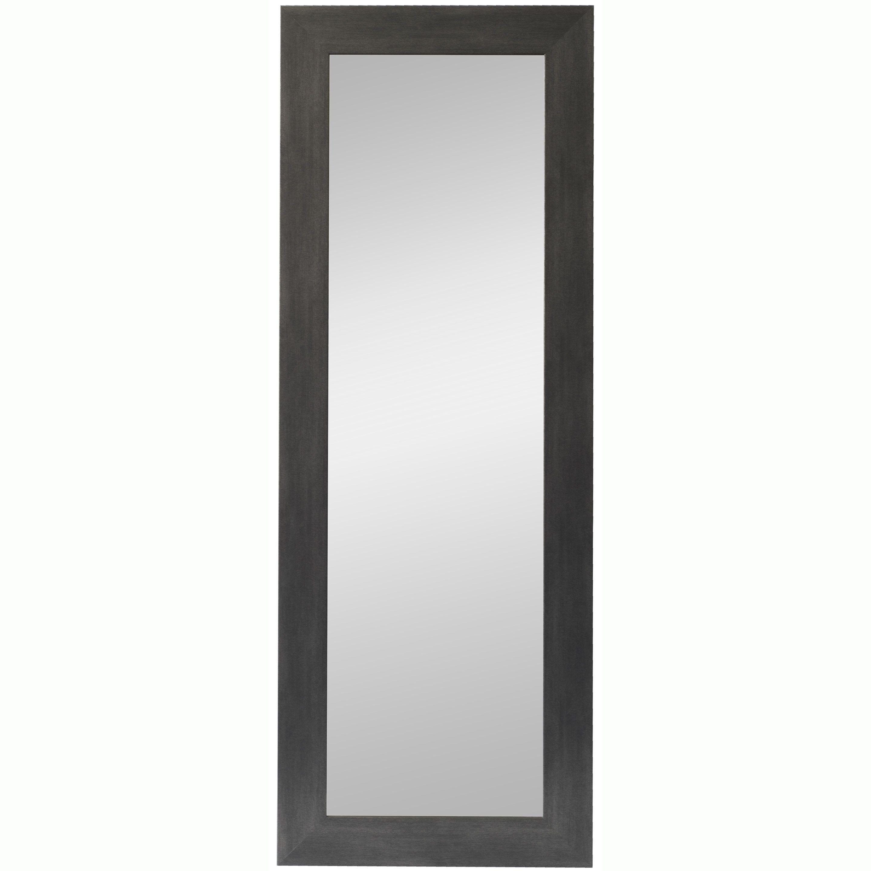 Miroir Rectangulaire Loft Graphite L403 X H1403 Cm