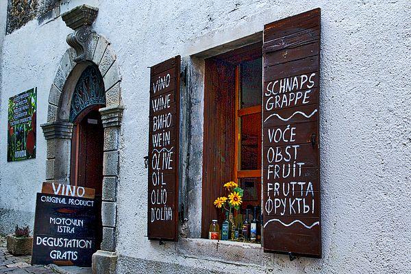 Local Croatian Shop By Stuart Litoff Fine Art America Sell My Photos Street Scenes