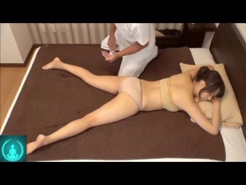 sexy japanese oil massage
