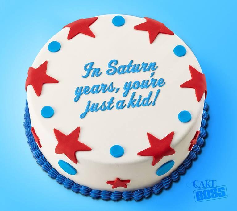 Know someone whos celebrating a birthday Send them a Cake Boss