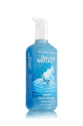 Dancing Waters Deep Cleansing Hand Soap Soap Sanitizer Bath