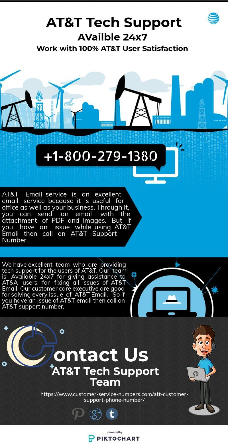 We are providing technical support regarding AT&T Email