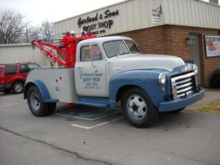 1948 Chevy Wrecker Google Search Trucks Antique Trucks Cool