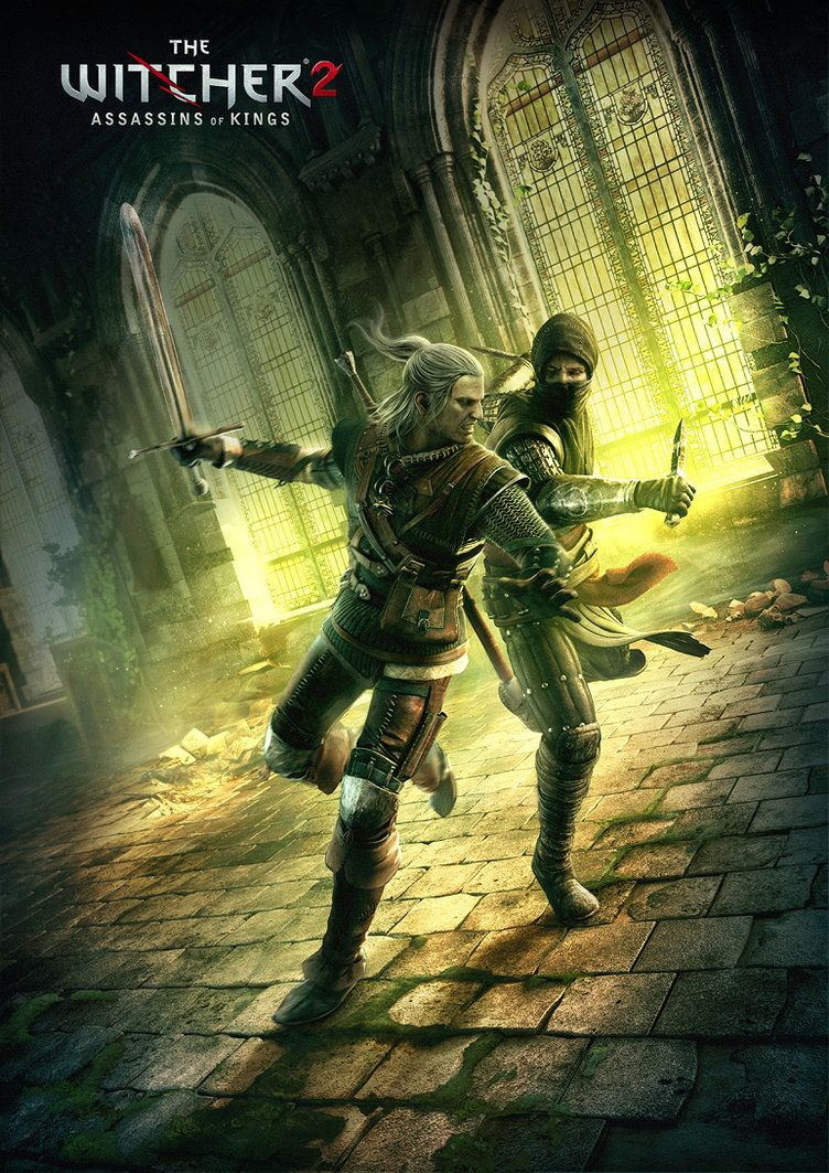 The Witcher 2 Duel The Witcher Assassins Creed Series Assassin