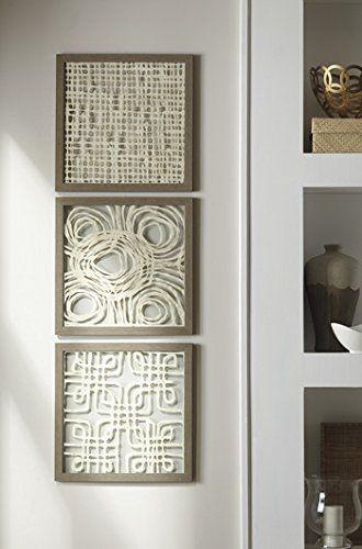 Signature Design Ashley Odella Framed Wall Decor