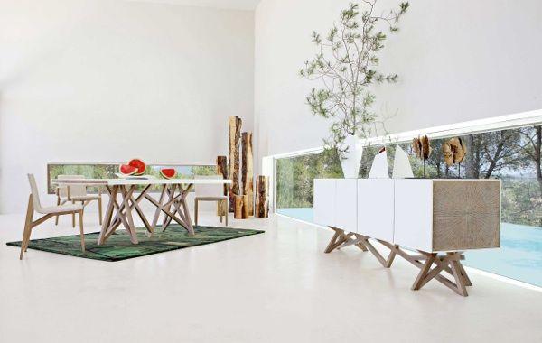 Meubles salle à manger 27 idées tables chaises roche bobois