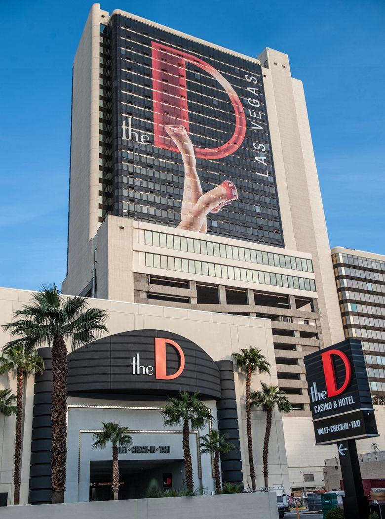 The D Las Vegas Hotel A Lexington Legacy In Fun Of Fremont