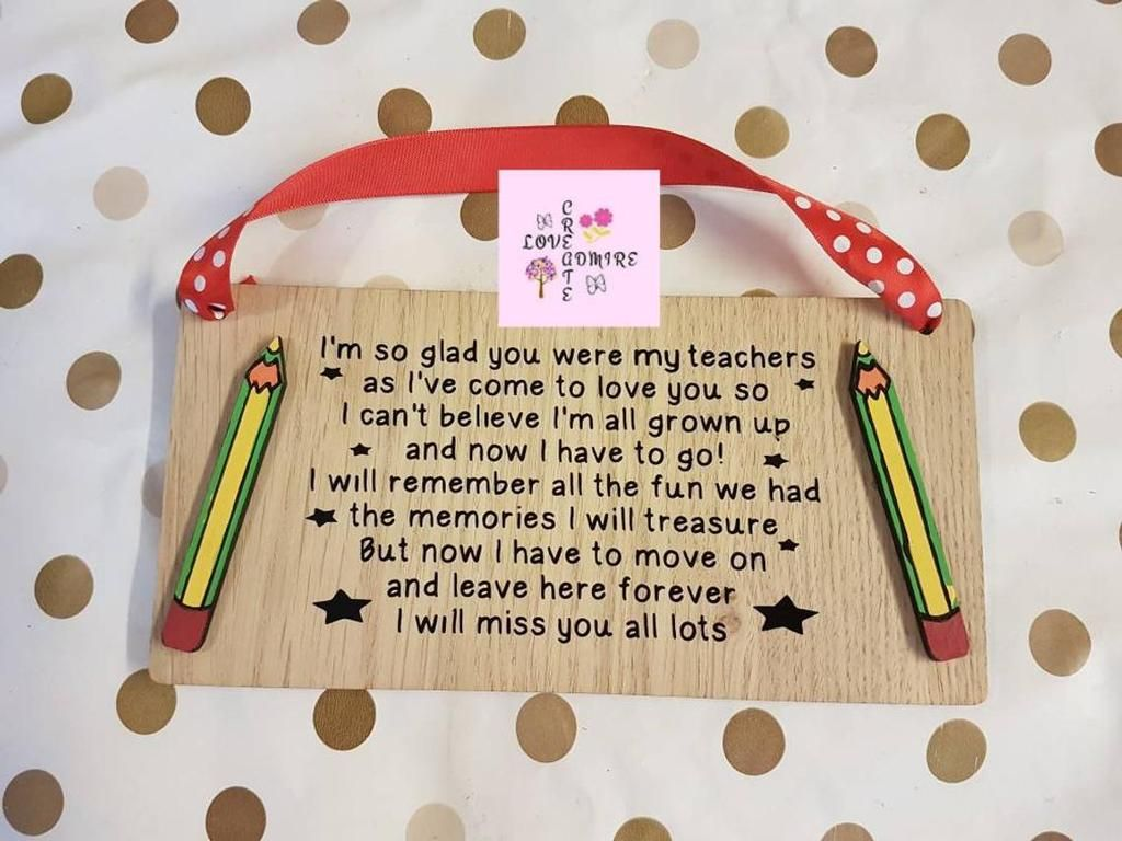 PERSONALISED BEST TEACHER PEN SCHOOL END OF TERM CHRISTMAS LEAVING GIFT PRESENT
