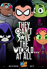 Watch Teen Titans Go! To the Movies Full-Movie Streaming