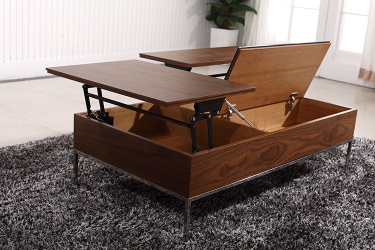 Lift Up Coffee Table Mechanism With Gas Spring
