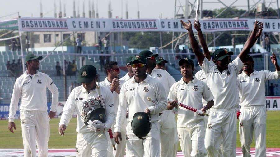 Only Bangladesh opposed two-tier Test structure - BCB head