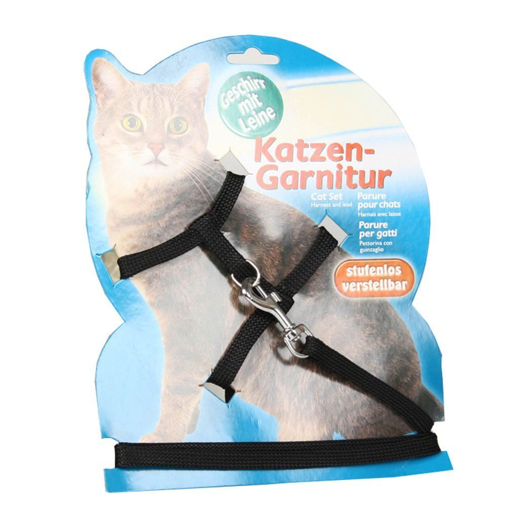 Catmuch Dogs And Cats Harness With Quick Release Buckles Black Discover This Special Cat Product Click The Image Cat Collar Roupas Para Pet Gatos Caes