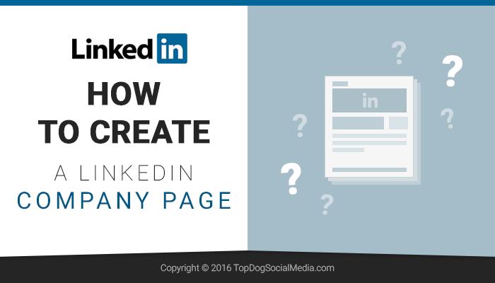 How To Create A Linkedin Company Page Linkedin Marketing Create A Company Linkedin