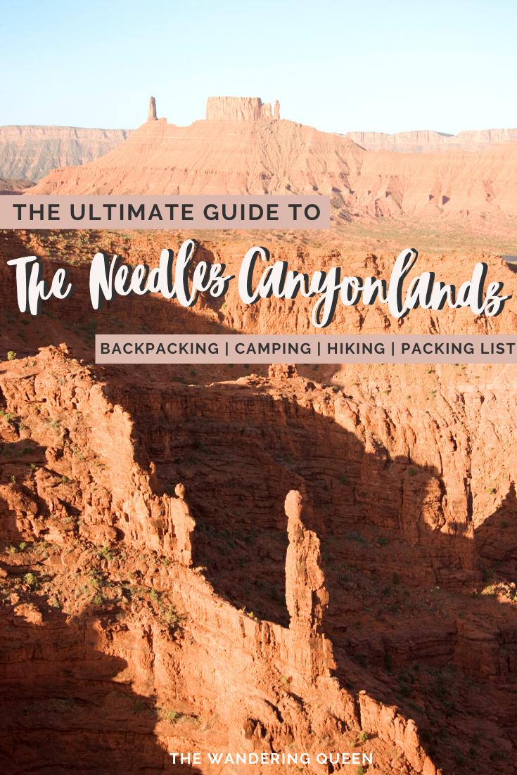 The Needles Canyonlands National Park Guide - Utah