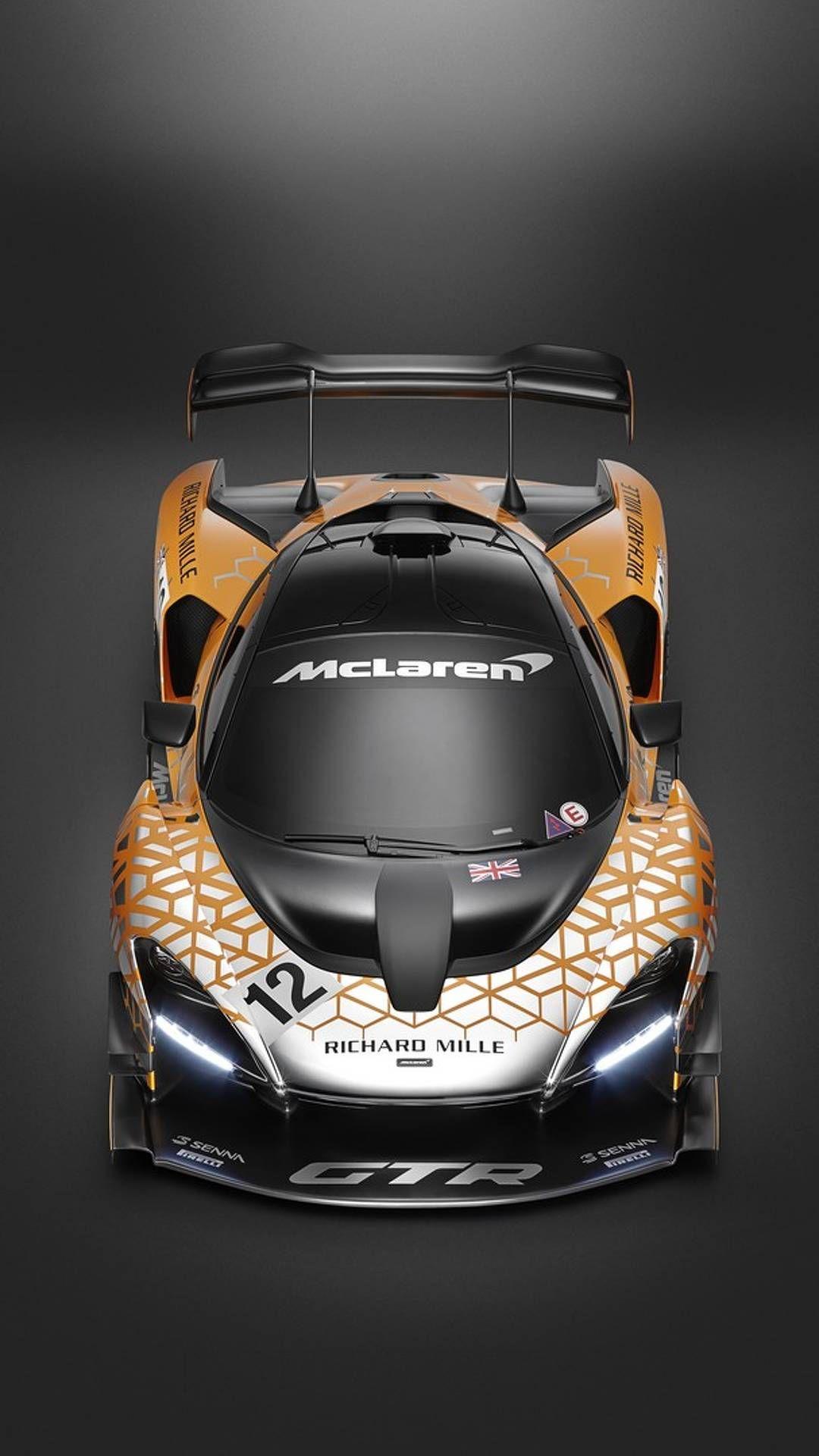 McLaren Senna GTR Concept Photos Voitures