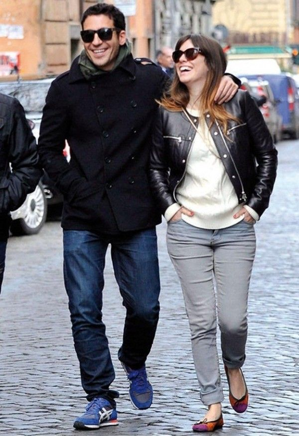 Blanca su rez y miguel ngel silvestre de turismo por roma celebrities pinterest celebrity - Miguel angel casas ...