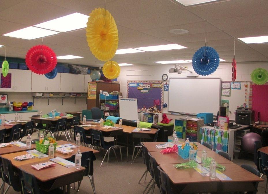 Classroom Design Australia : I wonder if this really works classroom setup three