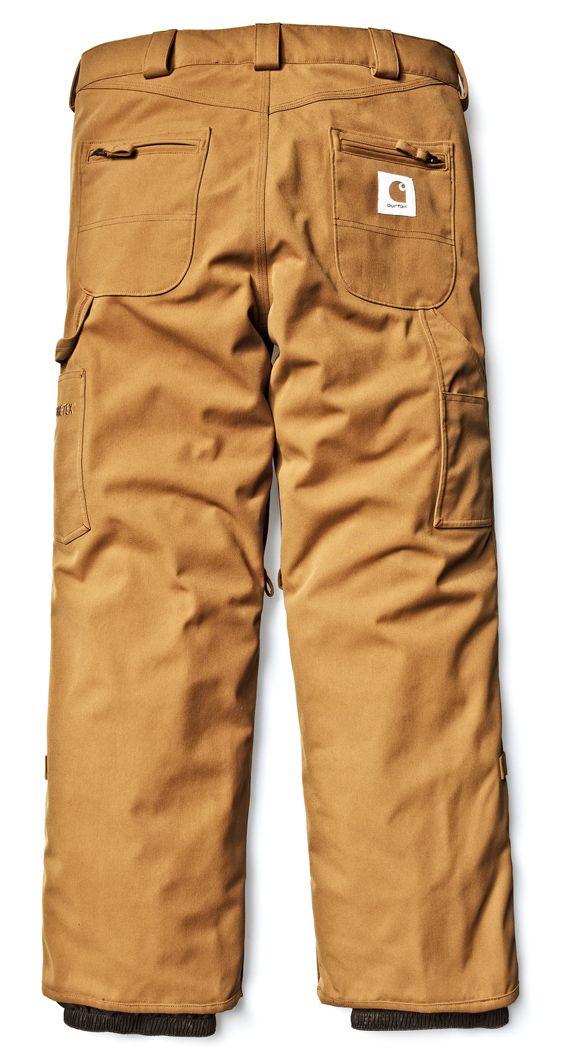 1eb8338e38 Burton X Carhartt WIP Pants in LARGE