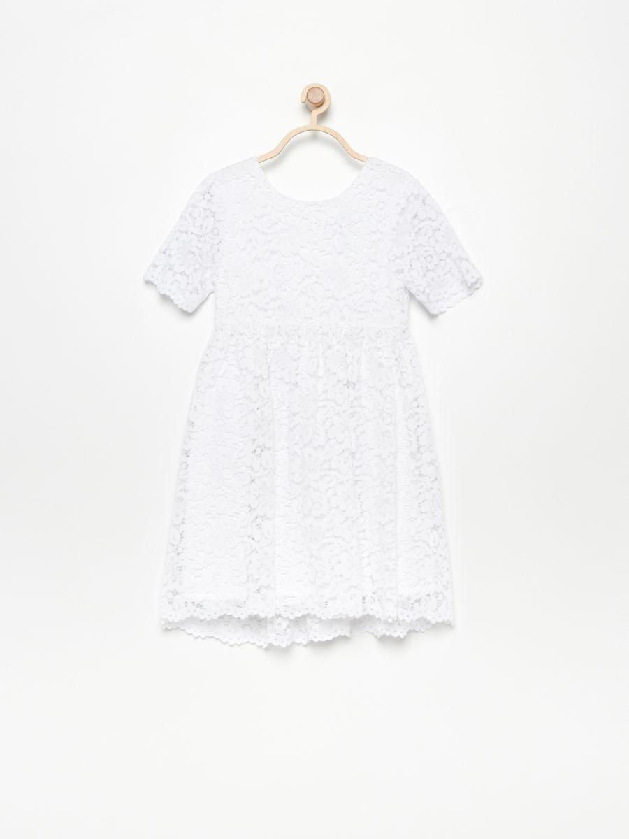 Koronkowa Sukienka Reserved Vg267 00x Dresses Girls Dresses Fashion