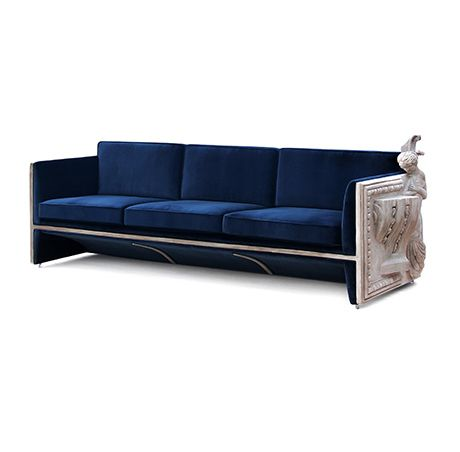 Versailles Is Luxury Sofa, Limited Edition, With A Sculptural Design  Inspired By The French Court.