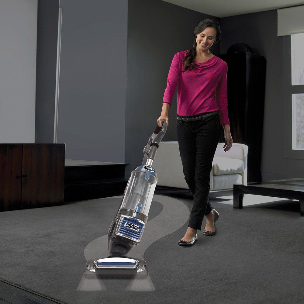 how to clean shark rotator vacuum filter