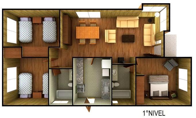 planos de casas de campo latinas de un piso gratis yahoo