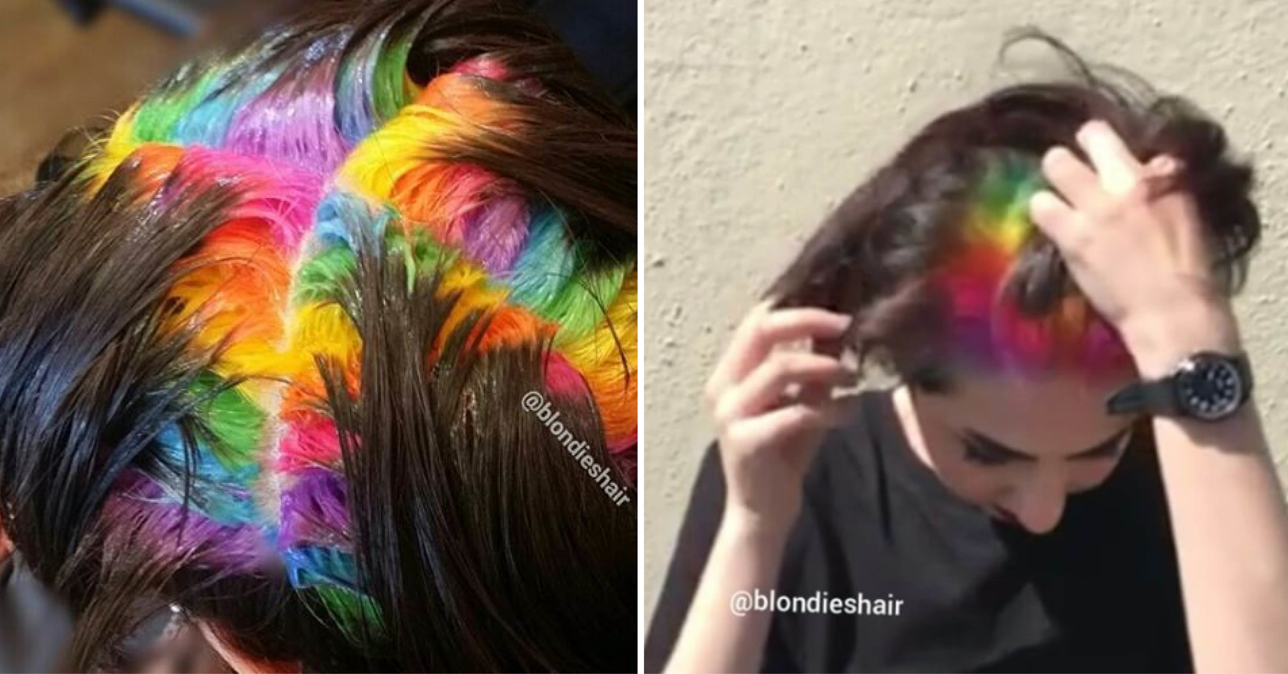 These Hidden Rainbow Roots Will Blow Your Mind Rainbow