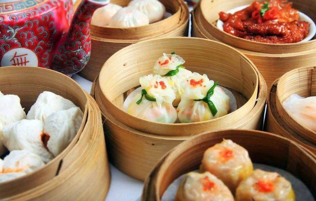 Dim Sum Gestoomd Asian Recipes Dim Sum Food