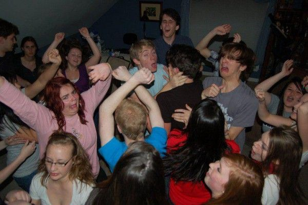 Terrifying party, anyone?