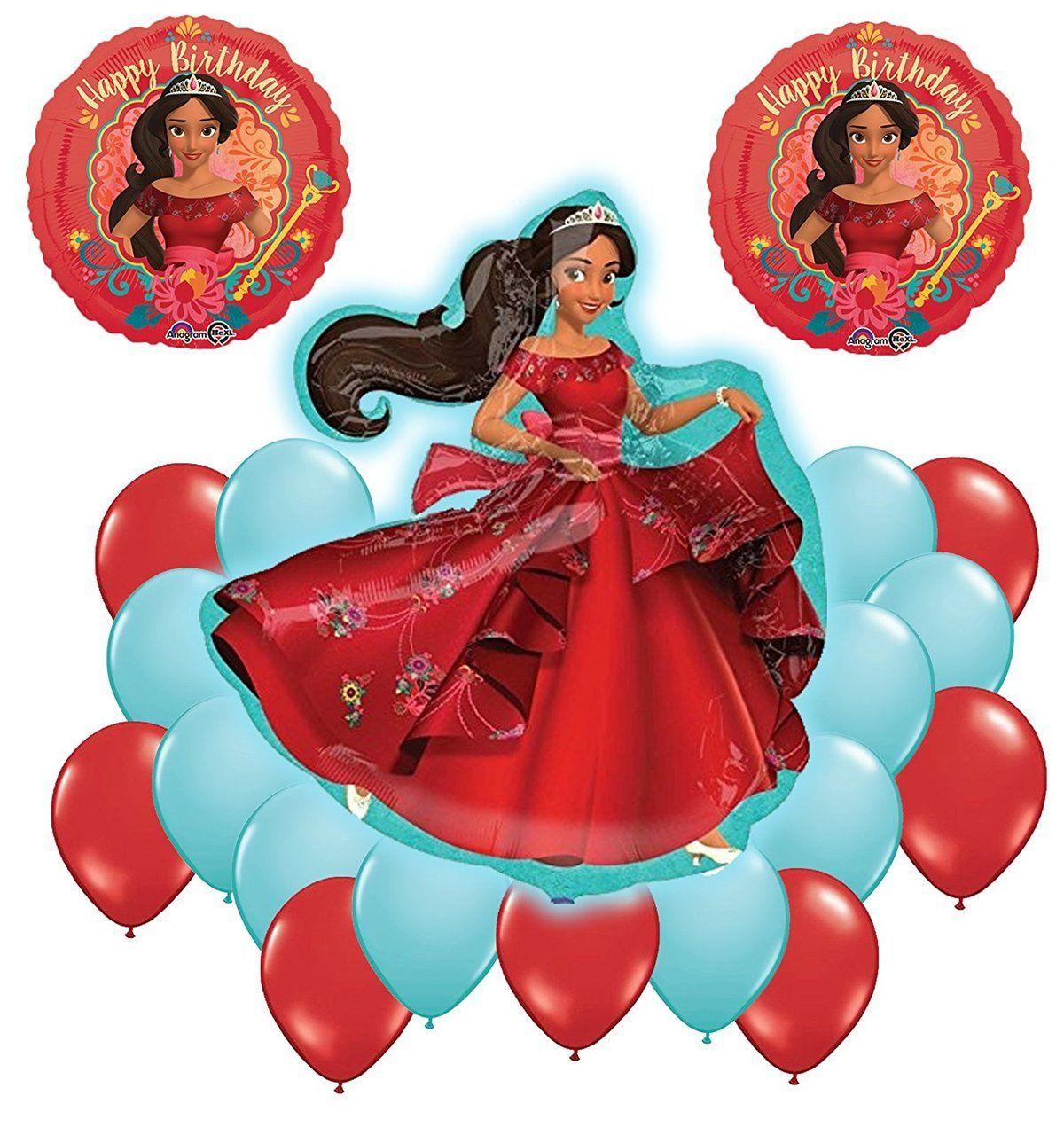 Elena de avalor ballons foil balloon