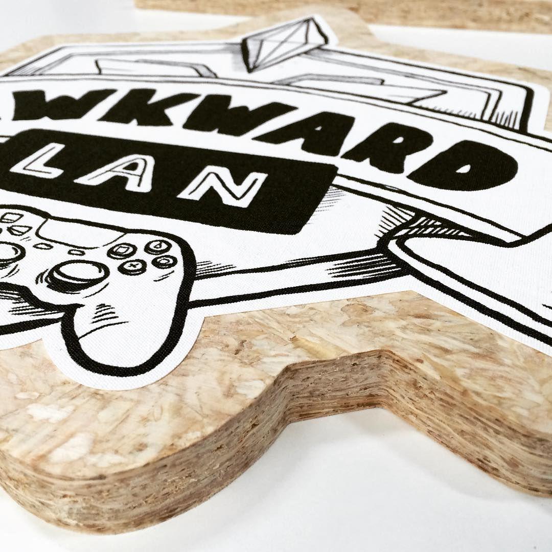 Houten muurpanelen   Marle   Print & Sign   Moerkapelle   www.marle.nl