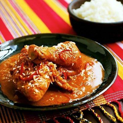 Coconut Chicken from Kenya