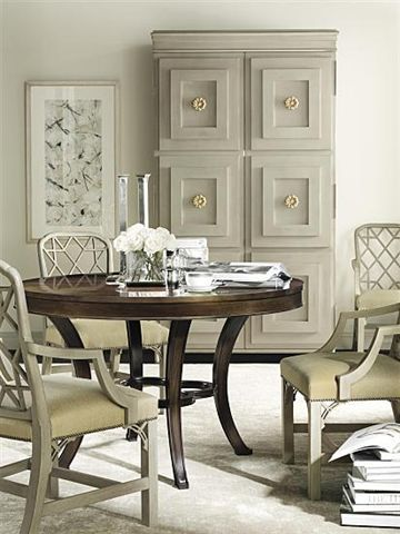 Beau Suzanne Kasler Armoire By Hickory Chair