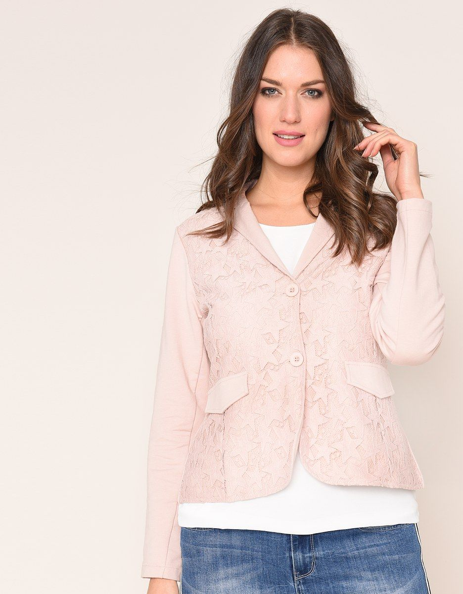Leichter Sweat Blazer Viventy Adler Mode Blazer Modestil Mode Fur Frauen