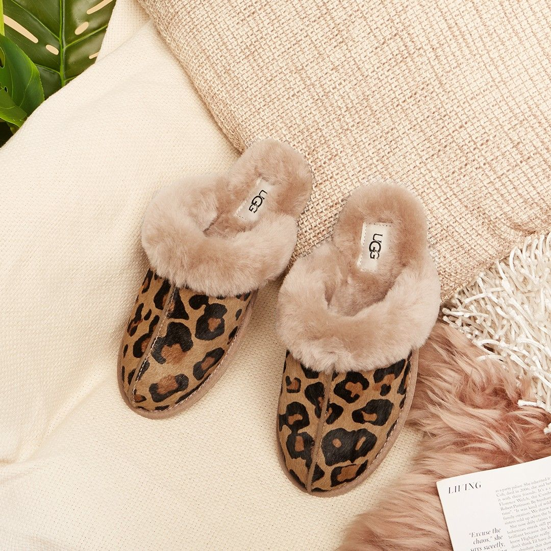 These roarsome UGG slippers