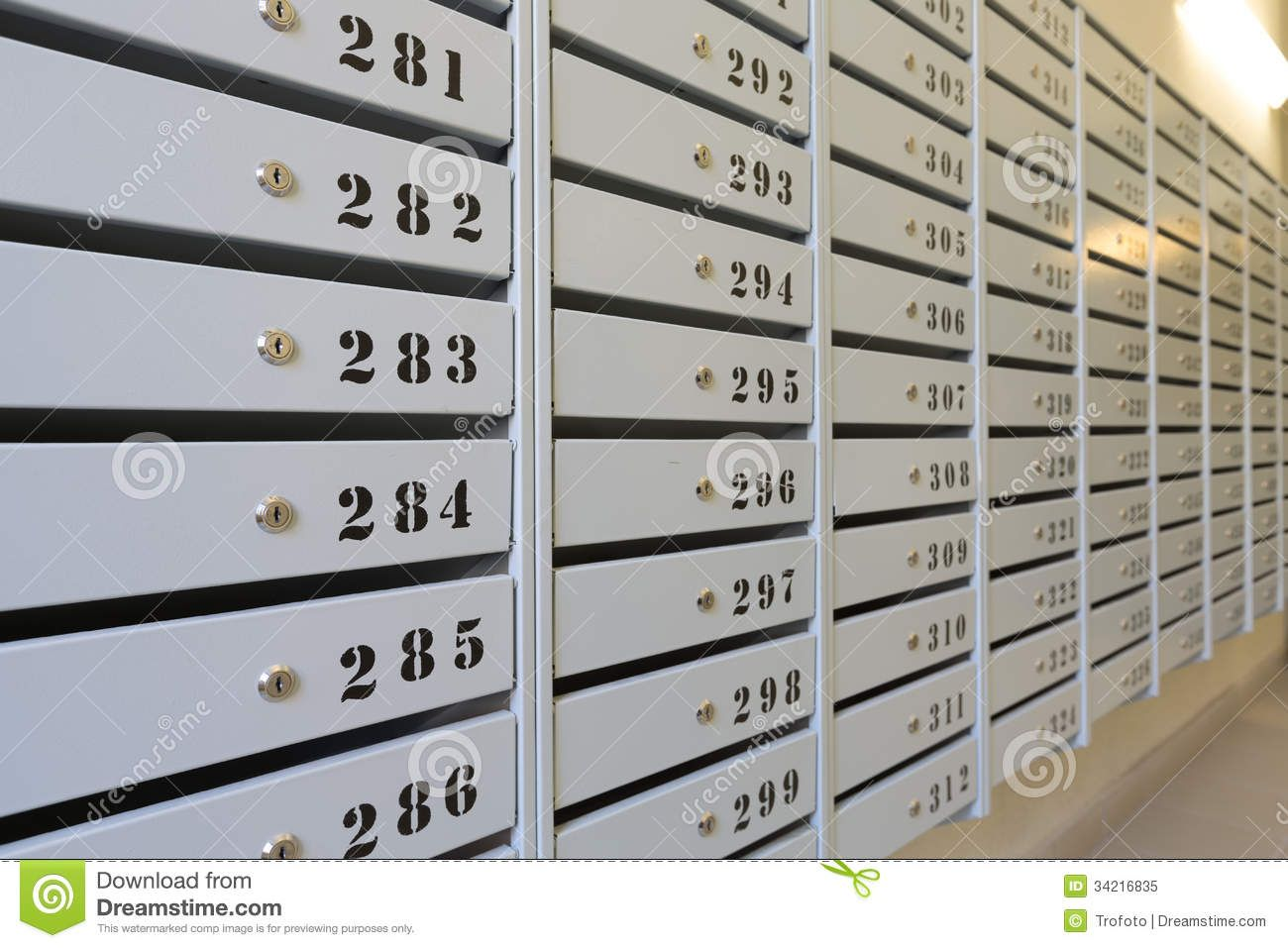 Image Result For Cool Apartment Mailbox Room