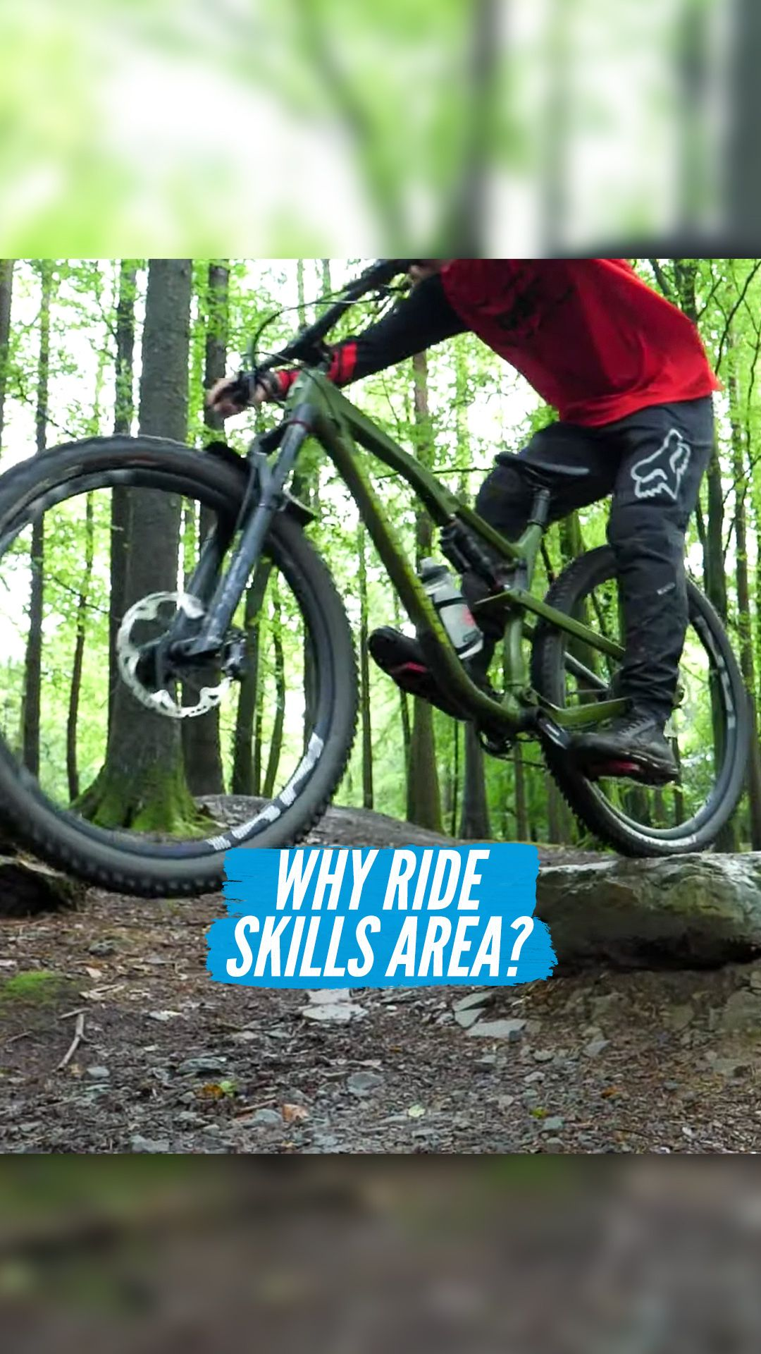 6 Reasons To Go Riding At A Mountain Bike Skills Park In 2020 Mountain Biking Riding Go Ride