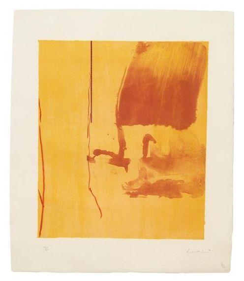 harvest. 1976 - Helen Frankenthaler - WikiArt.org