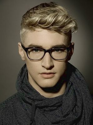 Caesar Cut To Suit Men With Glasses Everlasting Hairstyle Hair