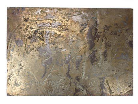Echtmetallfarben spachteltechnik stucco pompeji nord hass hatje spachteltechniken relief - Wandgestaltung spachteltechnik ...